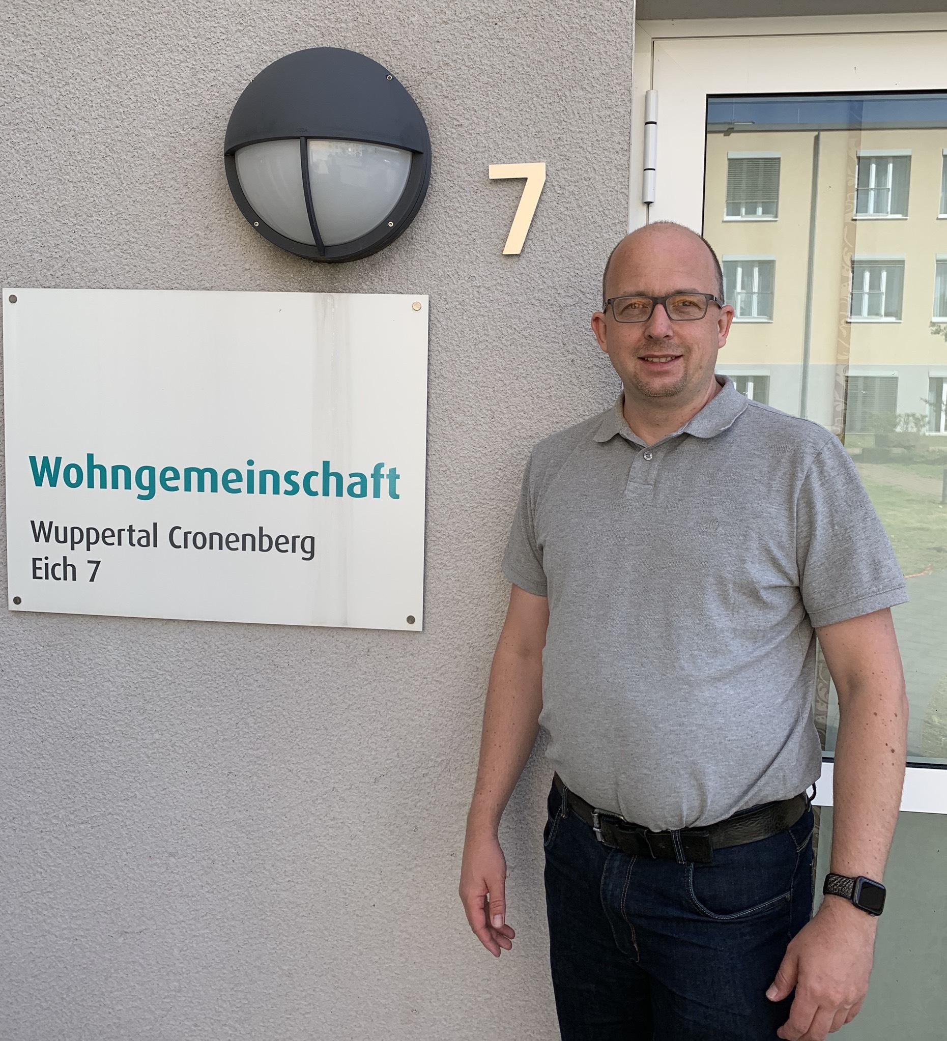"""""""Satt und Sauber ist nicht mein Fall."""" – Constantin, erster Atmungstherapeut bei VigeoCare und der bipG VOR ORT"""