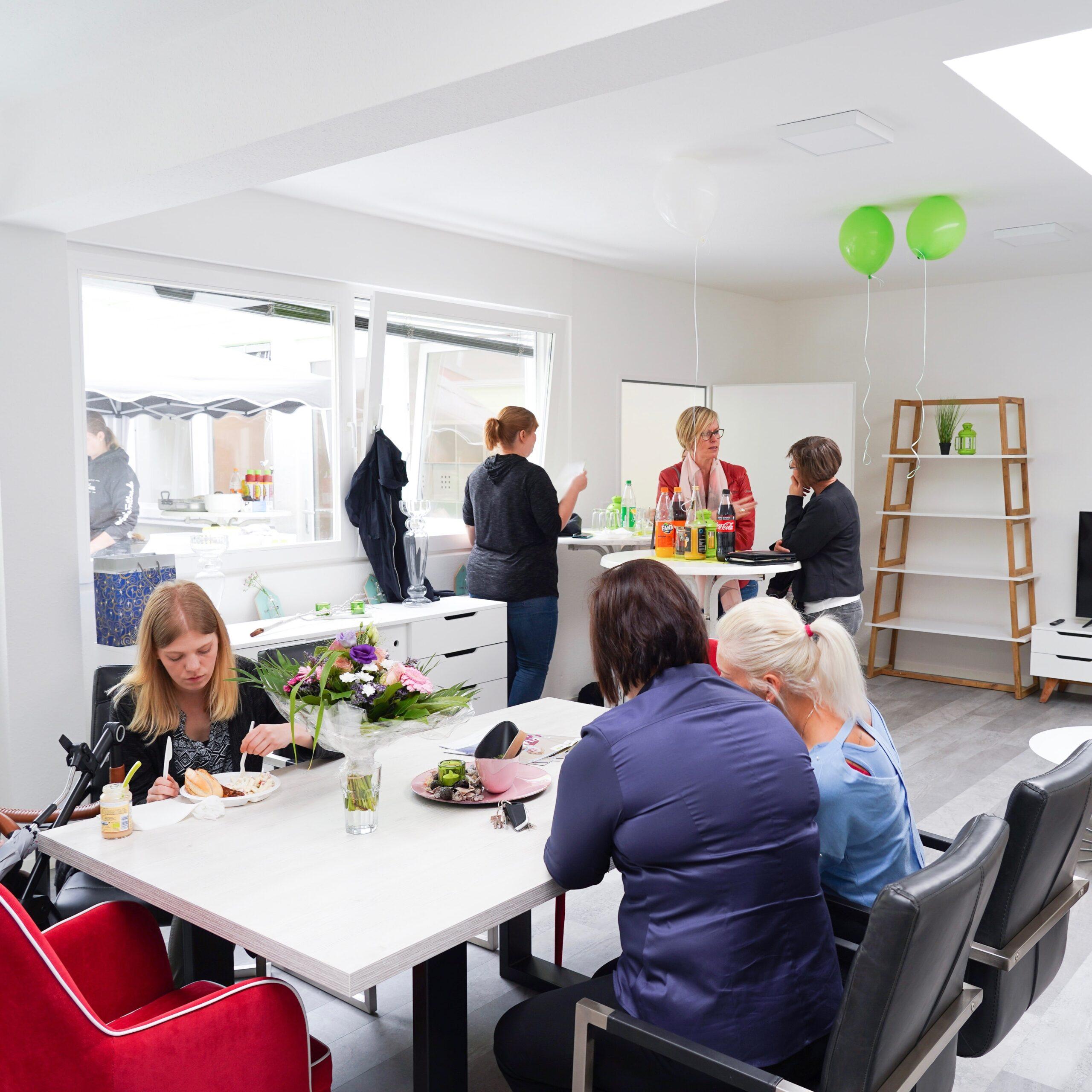 Feierliche Eröffnung unserer Wohngemeinschaft für Intensivpflege Aachen